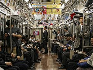 Japanese Businessmen's Favourite Weekday