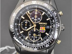SEIKO Wristwatch Prospex Speedmaster SBDL009 FC Barcelona Limited Edition