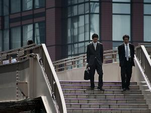 50% of Japanese Want to Own Their Own Business?