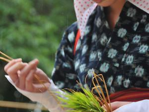 [Photoblog] Rice Planting Rituals in Rain
