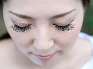 Beauty Contest to Choose Most Beautiful Eyelashes in Japan?