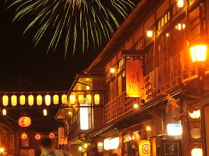 [Photoblog] Firework of Spa Town