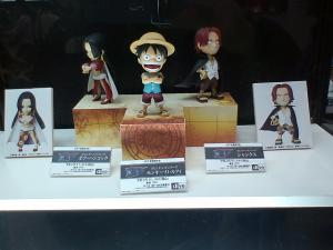[Photoblog] One Piece Figures