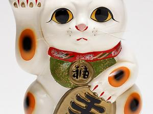 Maneki-neko --- Cute Japanese Lucky cat!