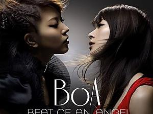 BoA --- Talented POP Korean Singer Active in Japan and USA
