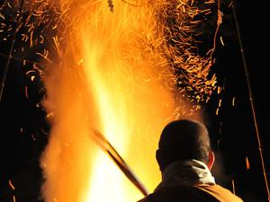 [Photoblog] Flaming