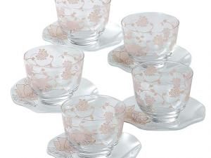 Reiko Takashima Glassware Tea Cups Set