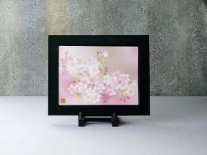 Japanese Cherry Blossom China Frame