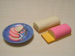 Kamaboko - Japanese Processed Seafood Product