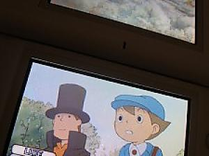 The Professor Layton Series DS --- Boost Your Brain with Puzzles