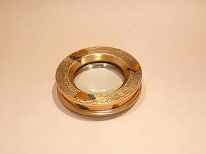 Japanese Lacquerware Pocket Loupe, made in Japan