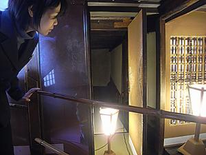 Photos of Amazing Tricks in the Ninja Temple in Kanazawa