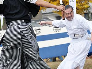 [Photoblog] Sword Fight