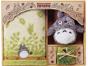 "Japanese Anime ""My Neighbor TOTORO"" Towels & Stuffed Toy,kawaii,ghibli"
