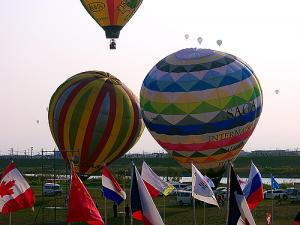 Saga International Balloon Fiesta 2009