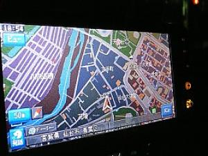 Automotive Navigation System in Japan