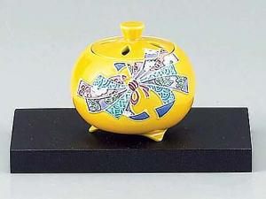 Japanese KYOTO chinaware Censer