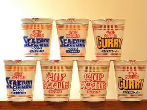 Nissin CUP NOODLE Games