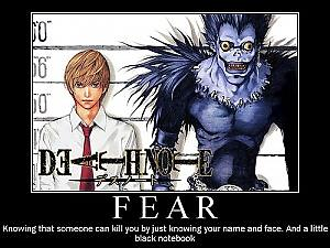 DEATH NOTE --- Japanese Psycological Thriller Manga, Anime, Movie Series