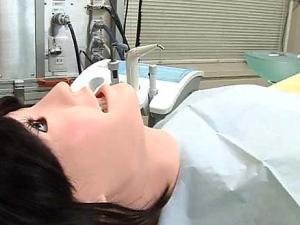 Realistic Dental Patient Robot, Hanako Showa