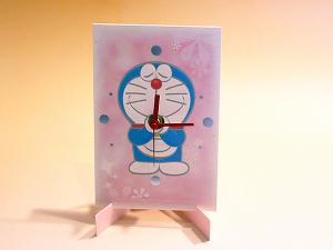 Kawaii! Japanese Manga DORAEMON Paper Clock