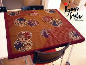 Japanese Wrapping Cloth Furoshiki table cloth