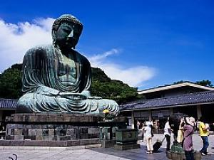 KAMAKURA --- A Historical Town in Japan