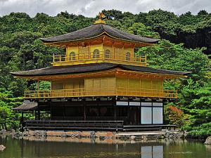 Japanese Amazing Pop-up LEGO to Reveals Kinkaku-ji !!!
