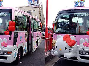 Fusion of Hello Kitty and Daruma Doll!?