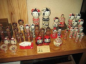 KOKESHI --- Japanese Kawaii Dolls!