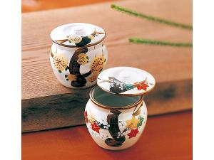 Japanese MINO ware Food Storage Set