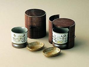 Mino-yaki --- Japanese Mino ceramicware