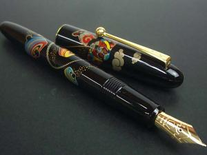 Pilot Namiki Maki-e Fountain Pen New Year F Nib
