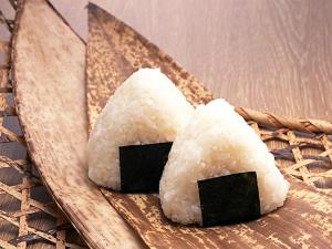 Onigiri --- Japanese rice ball