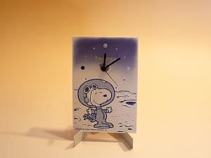 Kawaii! SNOOPY's Washi Paper Clock, made in Japan