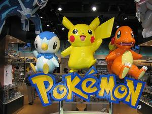 POKEMON Center in Japan