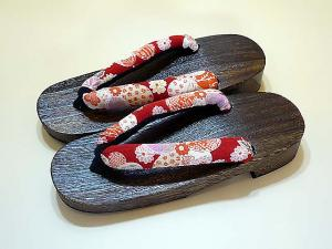 Japanese Style Healthy Sandal for Lady
