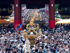 Asakusa Sanja Matsuri (Festival)