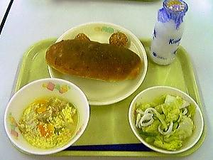 What Japanese Children Eat at School?