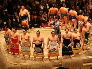 SUMO --- Which You Can Find Old Japan