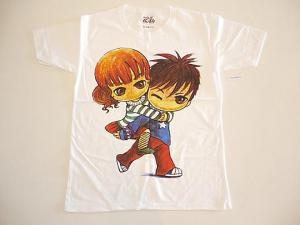 50% OFF!!! Cute Manga T-shirts for Ladies (part 16)
