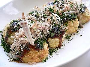 Takoyaki Octopus Balls Japanese Snack