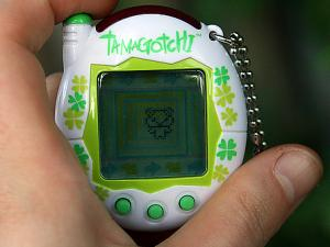 Tamagotchi Degital Pet from BANDAI