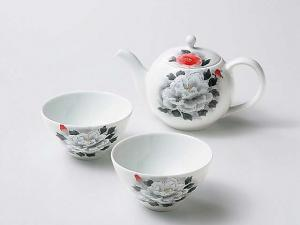 ARITA ware Tea Pot & Cups Set, made in Japan
