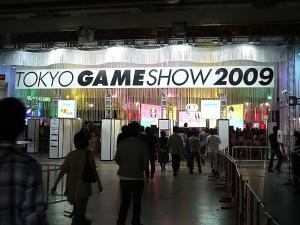 TOKYO GAME SHOW 2009 --- Part 1