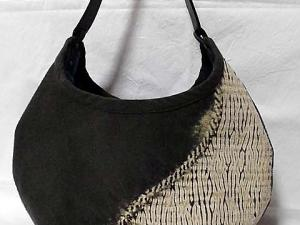 Japanese Plant Dyeing Shoulder Bag Cosmetic