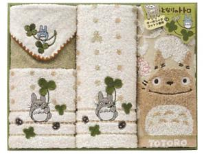 My neighbor TOTORO Towel Set, kids