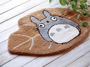 Kawaii! My Neighbor TOTORO Interior Mat
