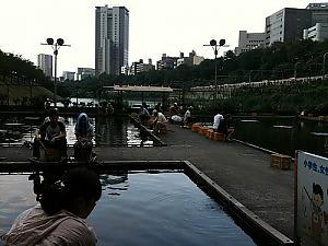TSURIBORI --- Japanese Fishing Pool