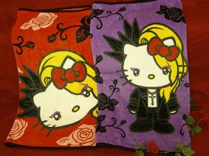 Yoshikitty: Exclusive Hello Kitty Items